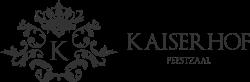 Kaiserhof – Feestzaal Logo