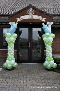 Feestzaal Kaiserhof - Tongeren - Bedrijfsfeest