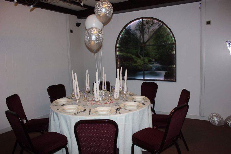 Feestzaal Kaiserhof - Tongeren - Verjaardagsfeest